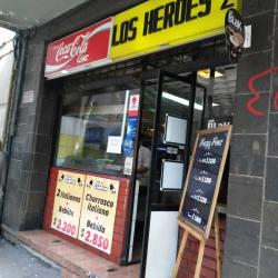 Los Héroes 2 en Santiago