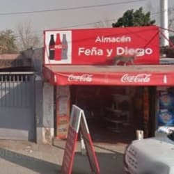 Almacén Feña y Diego en Santiago