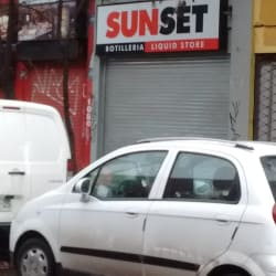 Botillería Sunset en Santiago