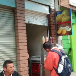 Empanadas Calle 25 en Bogotá