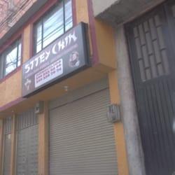 Sttey Chin en Bogotá