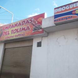 Empanadas del Tolima Carrera 7B en Bogotá