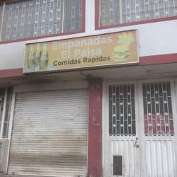 Empanadas El Paisa Calle 38C en Bogotá