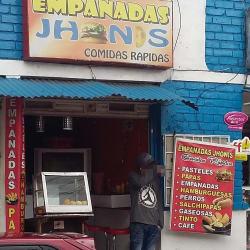 Empanadas Jhonis en Bogotá