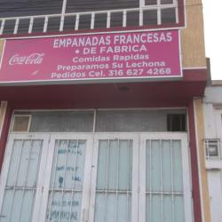 Empanadas Francesas Comidas Rapidas en Bogotá