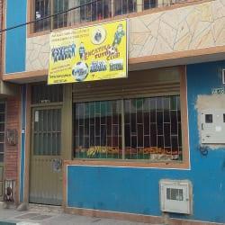 Engativá Fútbol Club en Bogotá