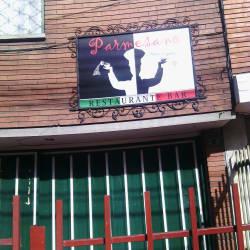 Restaurante Parmesano Bar en Bogotá
