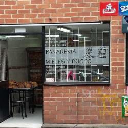Panadería Mieles y Trigo en Bogotá