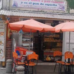 Panadería Pan de Aquella en Bogotá