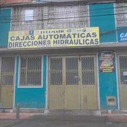 Euromatic Cajas Automaticas Direcciones Hidraaulicas en Bogotá