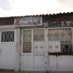 FamiMerka en Bogotá