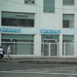 Famisanar Carrera 17 en Bogotá