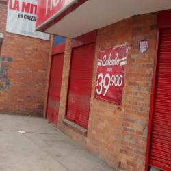 Fiorenzi  en Bogotá