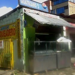 Guatecano 2 en Bogotá