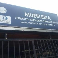 Muebleria - Los Toros en Santiago
