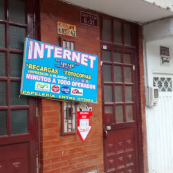 Internet Yeye en Bogotá