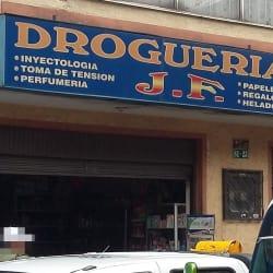 J.F drogueria en Bogotá