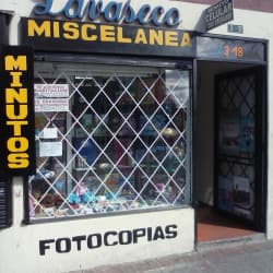 Lavaseco Miscelanea en Bogotá