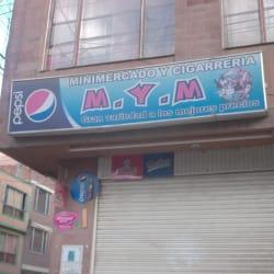 Minimercado y Cigarreria M y M en Bogotá
