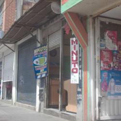 Minutos Calle 40F en Bogotá