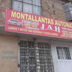 Montallantas Automatico JAH en Bogotá