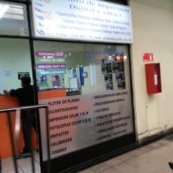 Imprenta Gráfica Pro en Santiago