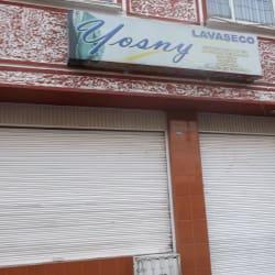 Lavaseco Yosny en Bogotá