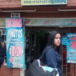 Llamadas Calle 26 en Bogotá
