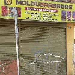 Moldugrabados en Bogotá