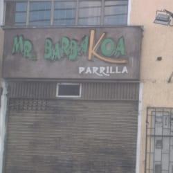 Mr Barbakoa Parrilla en Bogotá