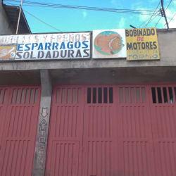 Muelles y Frenos Esparragos en Bogotá