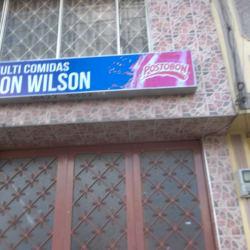 Multi Comidas Don Wilson en Bogotá