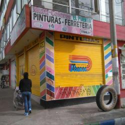 Multi- Colores El Puerto Pinturas Ferreteria en Bogotá