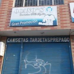 Ocano´´s en Bogotá