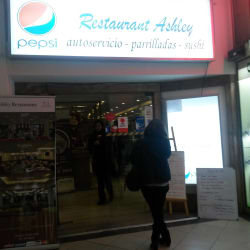 Restaurant Ashley en Santiago