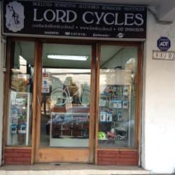 Taller de Bicicletas Lord Cycles en Santiago