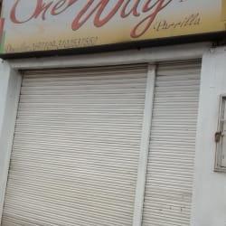 One Way Pizza en Bogotá
