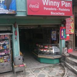 Panaderia y Pasteleria Winny Pan en Bogotá
