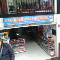 Papeleria la Castillana en Bogotá