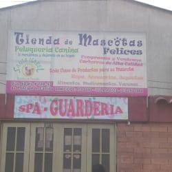Tienda de Mascotas Felices en Bogotá