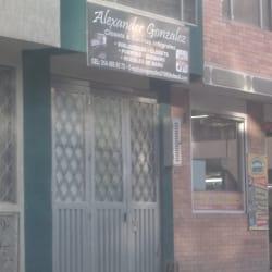 Alexander Gonzalez en Bogotá