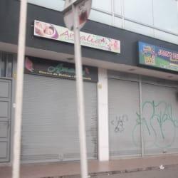 Amalia en Bogotá
