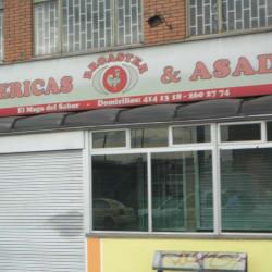 Americas broaster y asado en Bogotá