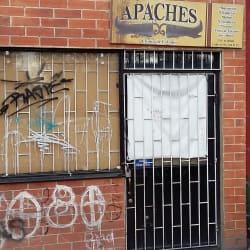 Apaches en Bogotá