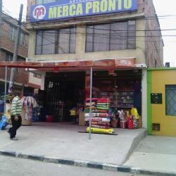 Autoservicio Merca Pronto en Bogotá