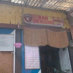 Bar De Los Helechos en Bogotá
