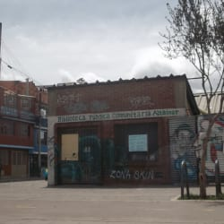 Biblioteca Púbblica Comunitaria Altamar en Bogotá