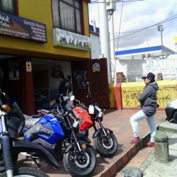 Bici Motos Electricas en Bogotá