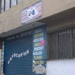 Cabinas e Internet Calle 38C en Bogotá