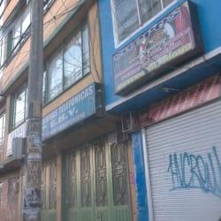 Cabinas Telefonicas E.H.V en Bogotá
